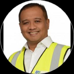 Agung Wicaksono, Ph.D.,  PT MRT Jakarta*