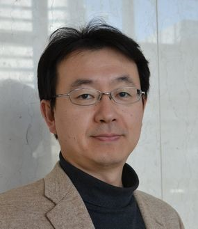 Professor Hironori Kato, University of Tokyo